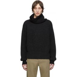 Black Gauge 3 Turtleneck