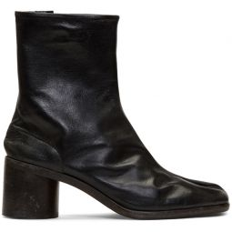Black Tabi Boots