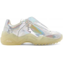 Silver America New Future Sneakers