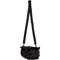 Black I12 Crossbody Bag