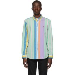 Multicolor Montauk Shirt