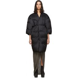 Black Down CJ Coat