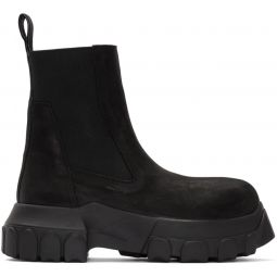 Black Bozo Beatles Boots