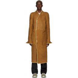 Tan Nappa Coat