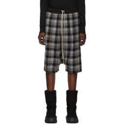 Black Ricks Pod Shorts