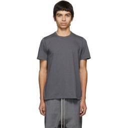Grey Short Level T-Shirt