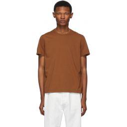 Brown Short Level T-Shirt