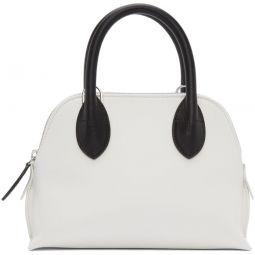 White & Black Mini Magot Bag