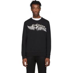 Black Fern Sweatshirt