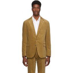 Tan Corduroy Hadley Sport Coat