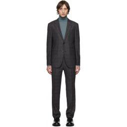 Grey Cashmere Milano Easy Suit
