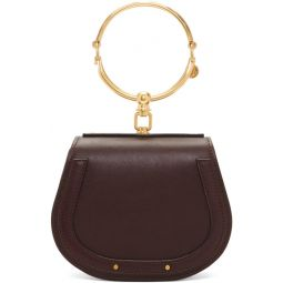 Purple Small Nile Bracelet Bag