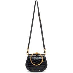Blue Small Nile Bracelet Bag