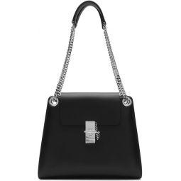 Black Medium Annie Bag