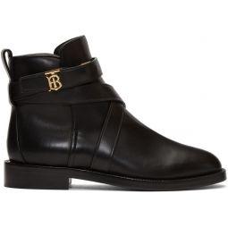 Black Pryle TB Boots