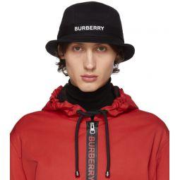 Black Jersey SJ Bucket Hat