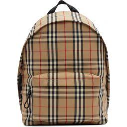 Beige Jett Backpack