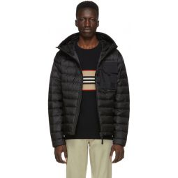 Black Down Creslow Jacket