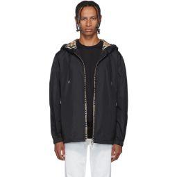 Black Everton Jacket