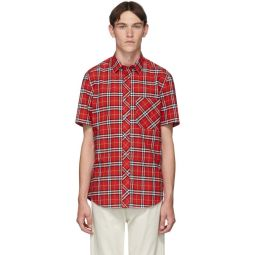 Red Check Classic Shirt