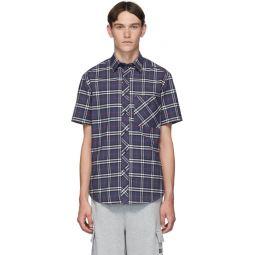 Blue Check Classic Shirt