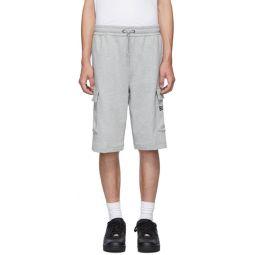 Grey Ailford Shorts