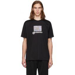 Black Logo Adson T-Shirt