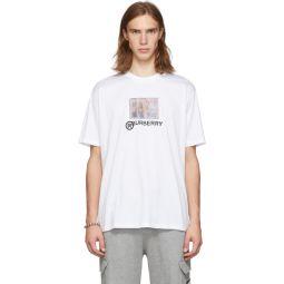 White Logo Adson T-Shirt