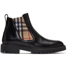 Black Allostock M Chelsea Boots