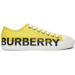 Yellow Larkhall Sneakers