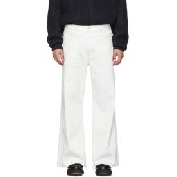 White Drill Trousers