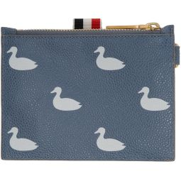Blue Small Duck Coin Purse