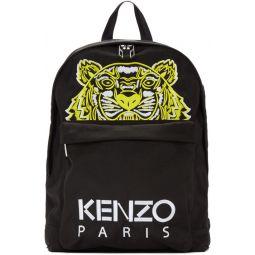 Black Limited Edition High Summer Tiger Backpack