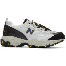 Grey 801 Sneakers