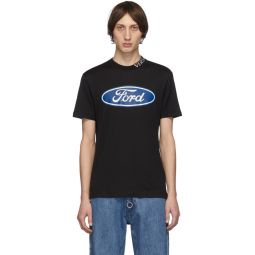 Black Ford Edition Logo T-Shirt
