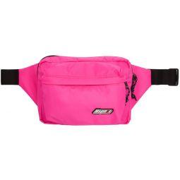 Pink Logo Bum Bag