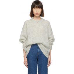 Grey Idol Sweater