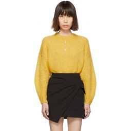 Yellow Idol Sweater