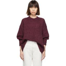Burgundy Idol Sweater