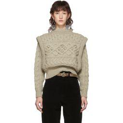 Beige Milane Sweater