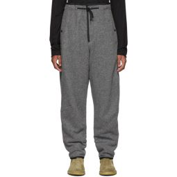 Grey Pao Trousers