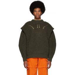 Green Kentow Sweater