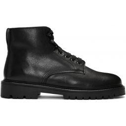 Black Camp Boots