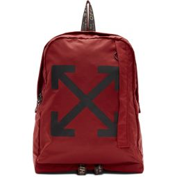 Red Easy Backpack