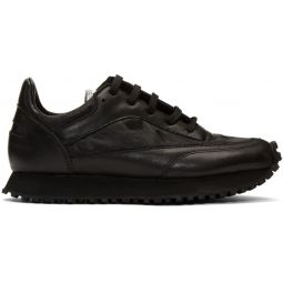 Black Spalwart Edition New Tempo Low Sneakers