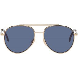 Gold & Blue FF 0222/S Sunglasses