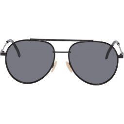 Black Forever Fendi 0222/S Sunglasses