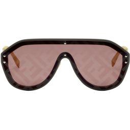 Grey Forever Fendi M0039/G/S Sunglasses