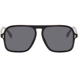 Black & Grey FF M0066 Sunglasses
