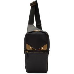 Black Bag Bugs One-Shoulder Backpack